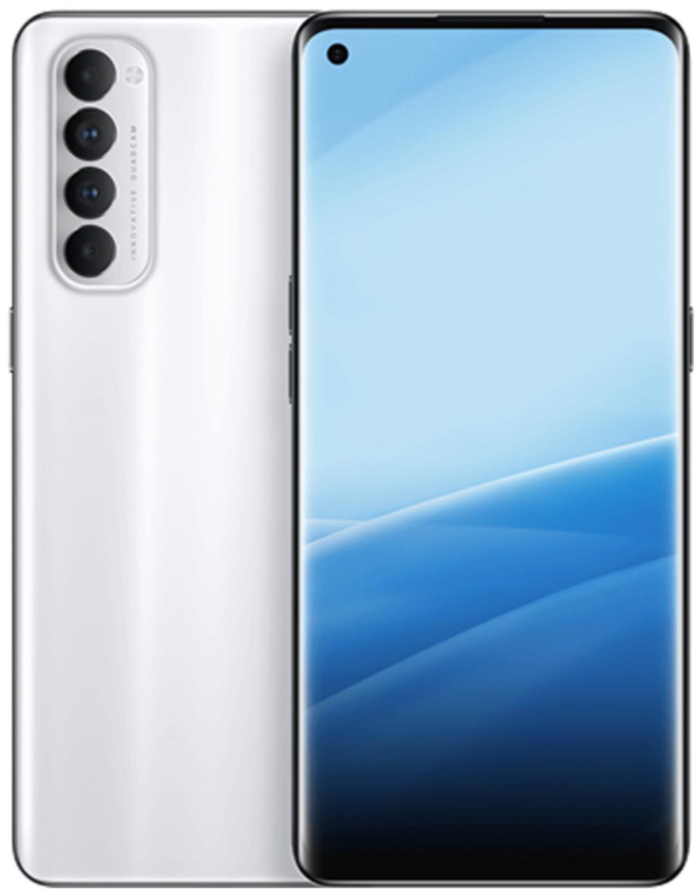 OPPO Reno 4 Pro CPH2109 Dual Sim 256GB White (8GB RAM)