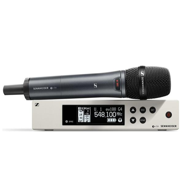 Sennheiser EW 100 G4 Wireless Microphone System